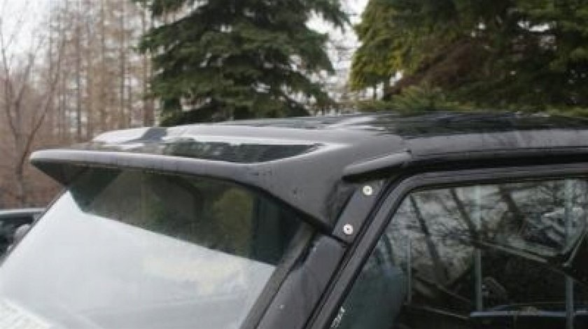 Eleron spoiler tuning sport parasolar parbriz Nissan Patrol Y60 GR 61 MK4 1987–1997  v1