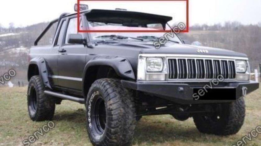 Eleron spoiler tuning sport parasolar parbriz Jeep Cherokee XJ 1984-1998 ver1