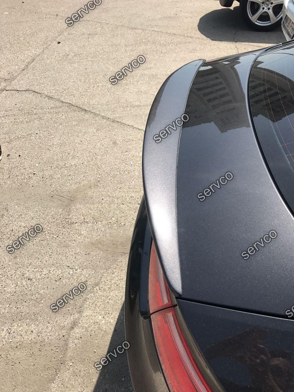 Eleron spoiler tuning sport portbagaj Audi A5 Sportback 8TA S5 RS5 Sline 2009-2015 ver1