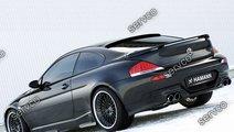 Eleron spoiler tuning sport portbagaj BMW Seria 6 ...