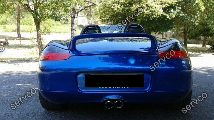 Eleron spoiler tuning sport portbagaj Porsche Boxster 986 GT3 ver1