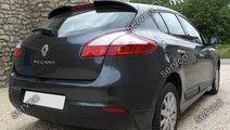 Eleron spoiler tuning sport Renault Megane 3 Mk3 H...