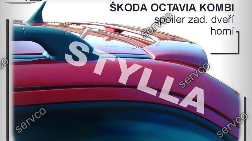 Eleron spoiler tuning sport Skoda Octavia 1 Mk1 Vrs RS Kombi Estate Combi Break 1996-2006 ver3