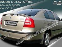 Eleron spoiler tuning sport Skoda Octavia 2 RS Vrs Sedan Hatchback 2004-2013 ver6