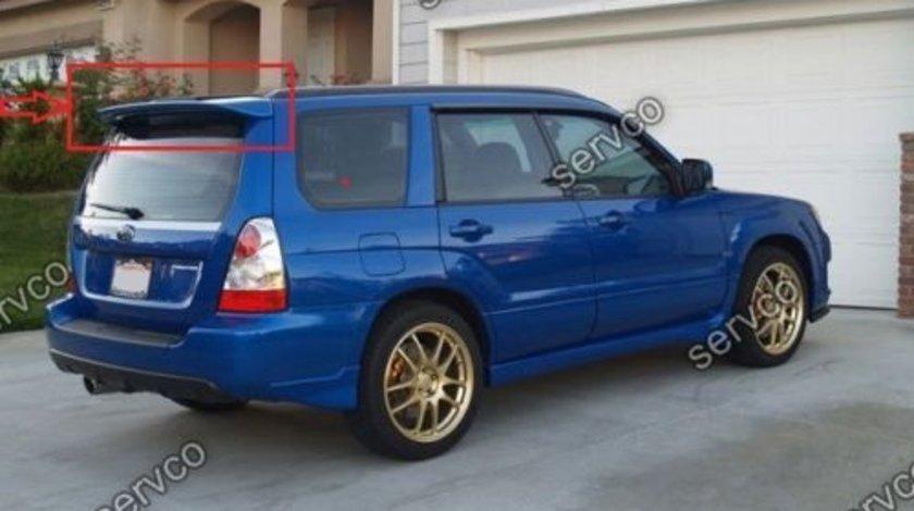 Eleron spoiler tuning sport Subaru Forester SG Wrx Sti 2002-2008 Xt Turbo ver2
