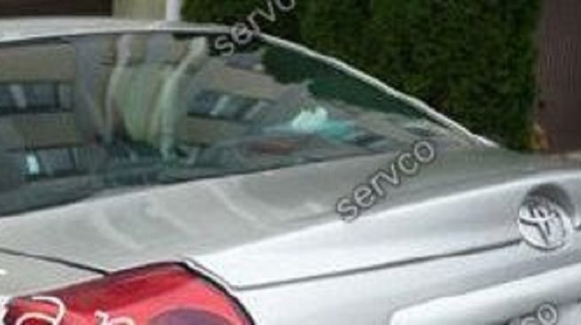 Eleron spoiler tuning sport Toyota Avensis Mk2 T250 2003–2009 ver1
