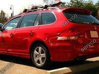 Eleron spoiler tuning sport VW Volkswagen Golf 5 6 RLine R-line GT Gti Variant Avant Break ver2