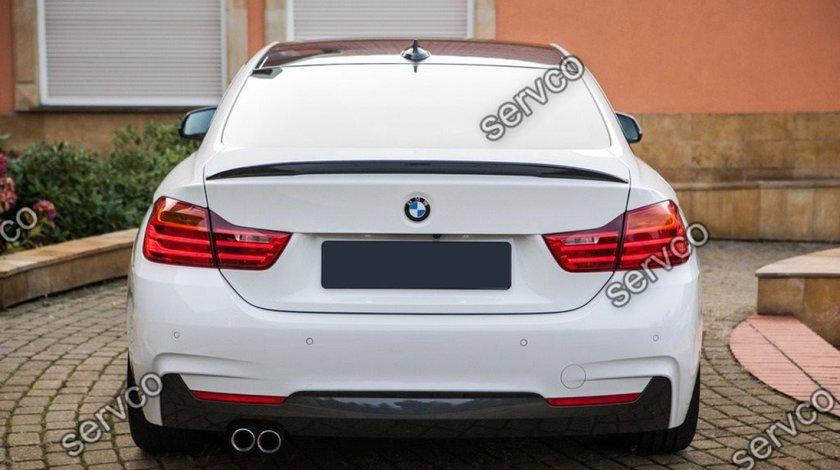 Eleron Sport Aero Look portbagaj spoiler tuning sport  BMW F32 Seria 4 M4 Pack v1