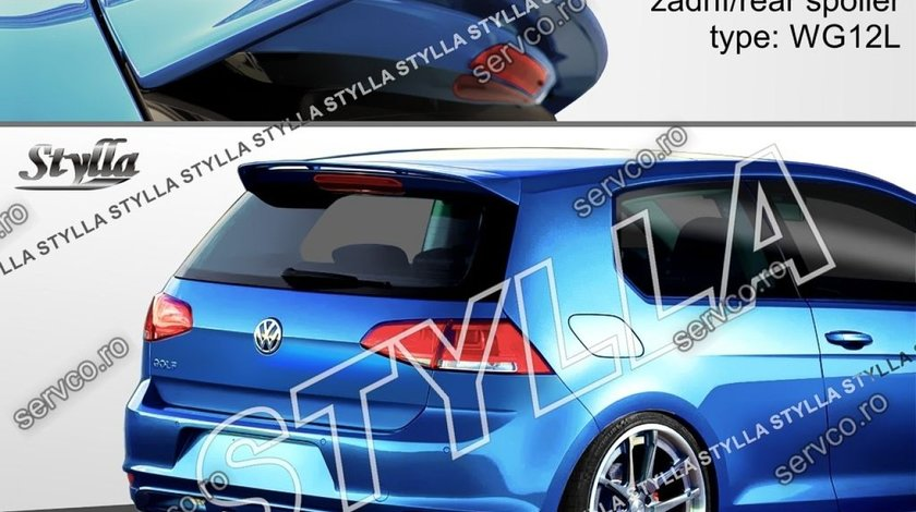 Eleron tuning sport haion Volkswagen VW Golf 7 Hatchback HB GTi GTD GT 2012-2018 v3