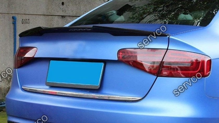 Eleron tuning sport portbagaj Audi A4 B8 2008-2015 v5
