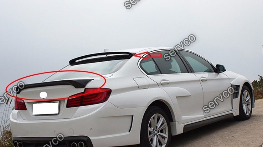 Eleron tuning sport portbagaj BMW F10 Hamann Sedan 2011-2017 v8