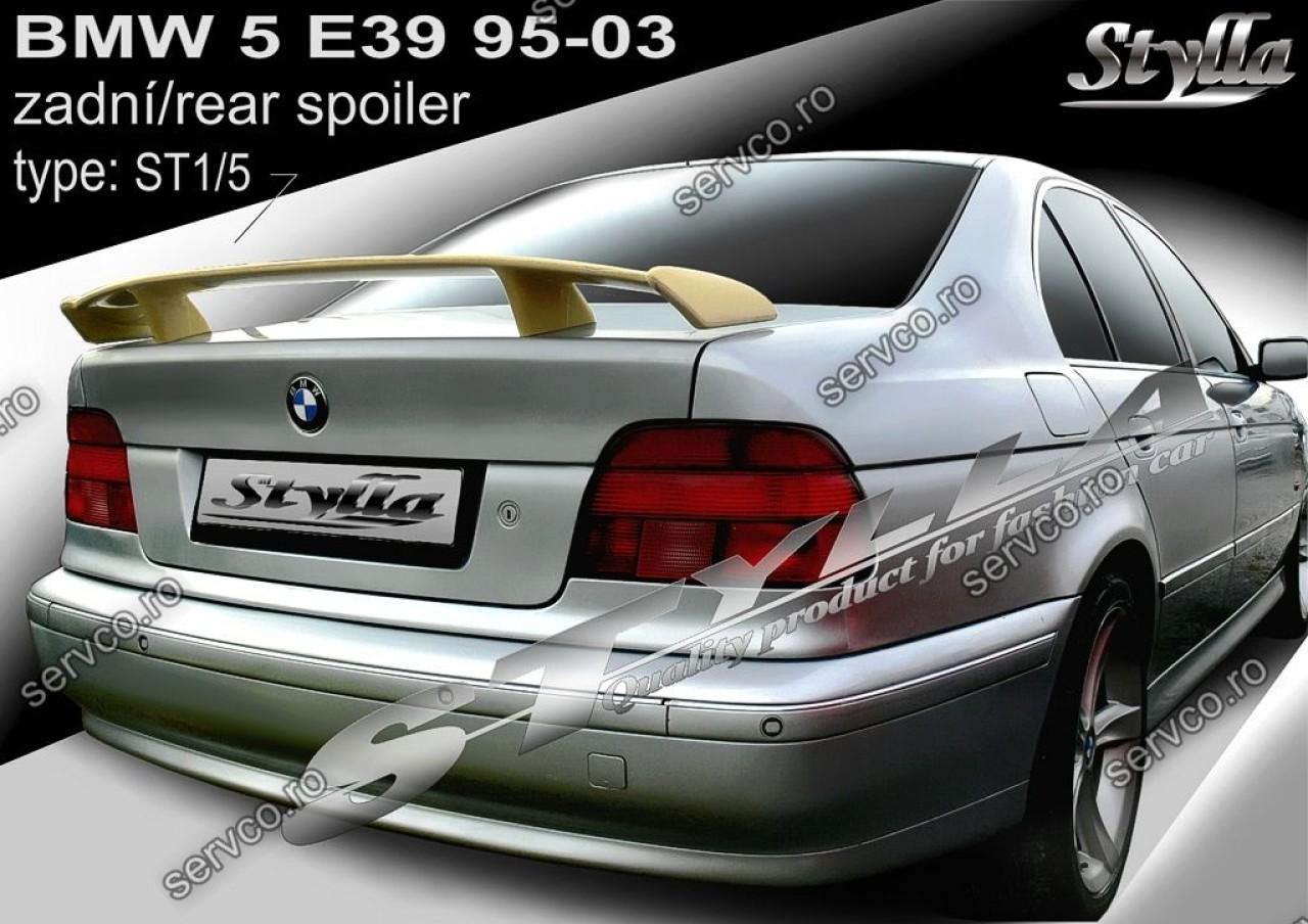 Eleron tuning sport portbagaj BMW Seria 5 E39 Sedan 1995-2003 v4