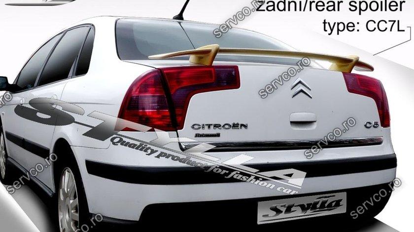 Eleron tuning sport portbagaj Citroen C5 Sedan 2004-2008 v2