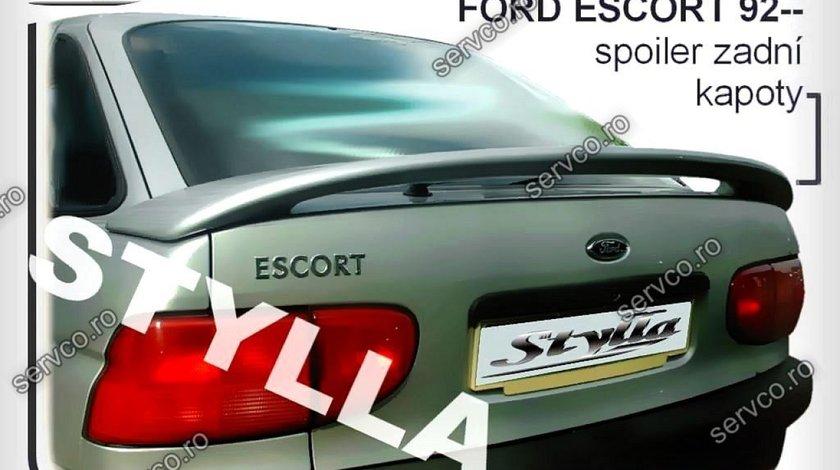 Eleron tuning sport portbagaj Ford Escort HTB 1992-2000 v3