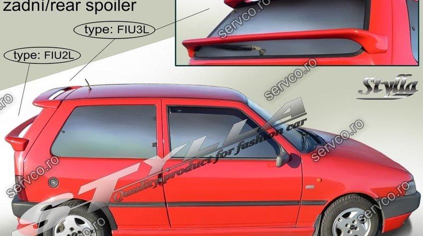 Eleron tuning sport portbagaj haion Fiat Uno Logo 1989-2000 v2