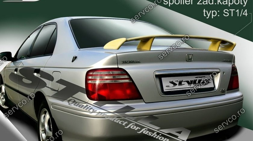 Eleron tuning sport portbagaj Honda Accord MK6 Sedan 1998-2003 v2