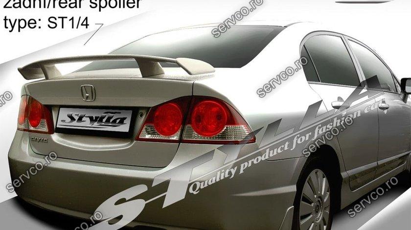 Eleron tuning sport portbagaj Honda Civic MK8 Sedan 2005-2011 v4