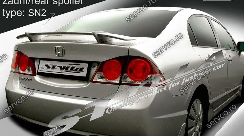 Eleron tuning sport portbagaj Honda Civic MK8 Sedan 2005-2011 v3