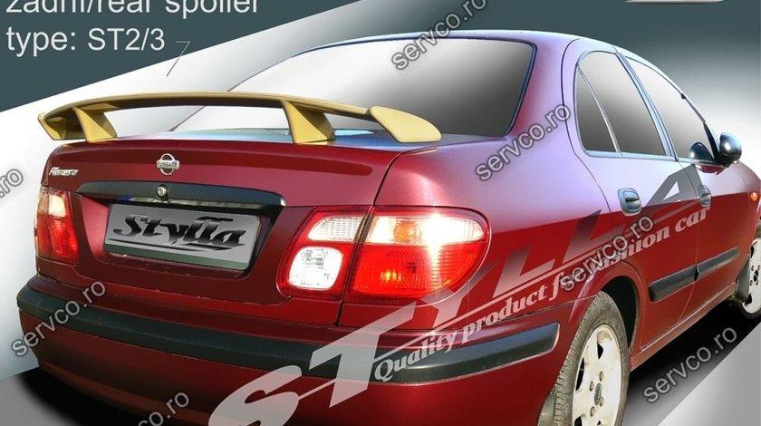 Eleron tuning sport portbagaj Nissan Almera N16 Sedan 2000-2002 v1