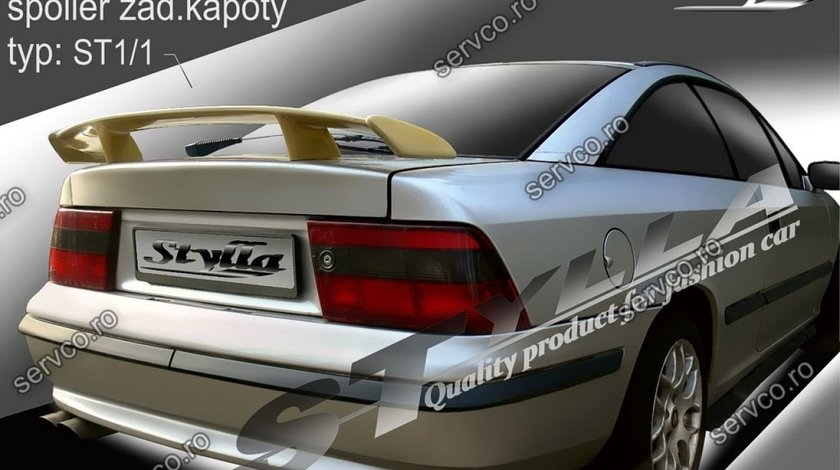 Eleron tuning sport portbagaj Opel Calibra 1990-1997 v1