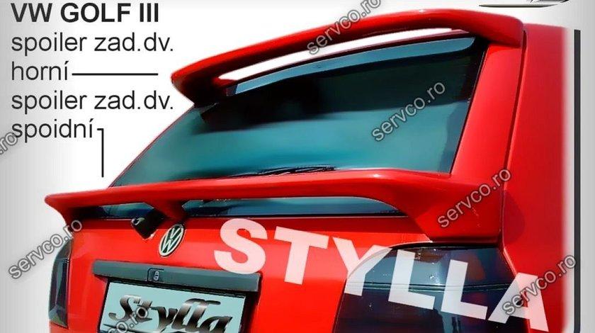 Eleron tuning sport portbagaj Volkswagen Golf 3 Hatchback HB 1991-1997 v3