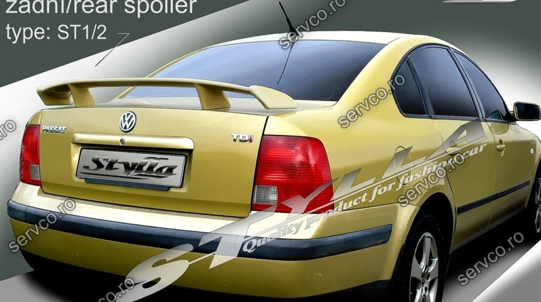 Eleron tuning sport portbagaj Volkswagen Passat B5 3B B5.5 3BG Sedan1996-2005 v8