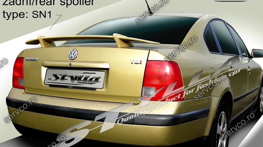 Eleron tuning sport portbagaj Volkswagen Passat B5 3B B5.5 3BG Sedan1996-2005 v7
