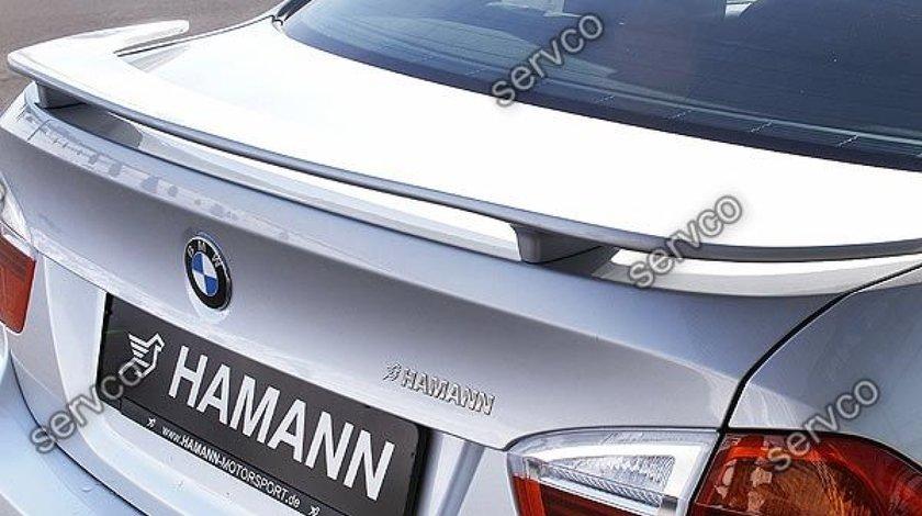 Eleron tuning sport prelungire portbagaj BMW E90 Seria 3 Hamann 2005-2012 v3