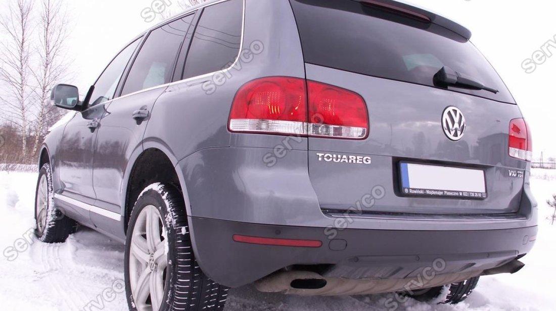 Eleron tuning sport spoiler VW Touareg R50 Rline 7L 2002-2006 v1