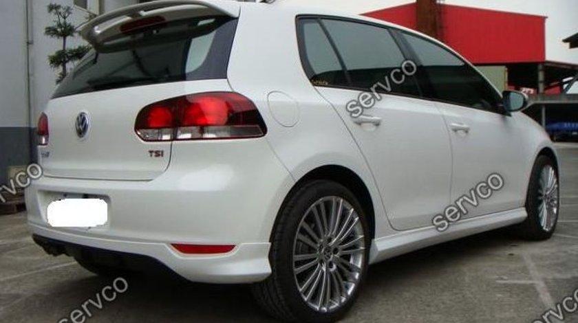Eleron Votex prelungire luneta tuning sport VW Golf 6 Mk6 GTI Gtd 2008-2013 v1