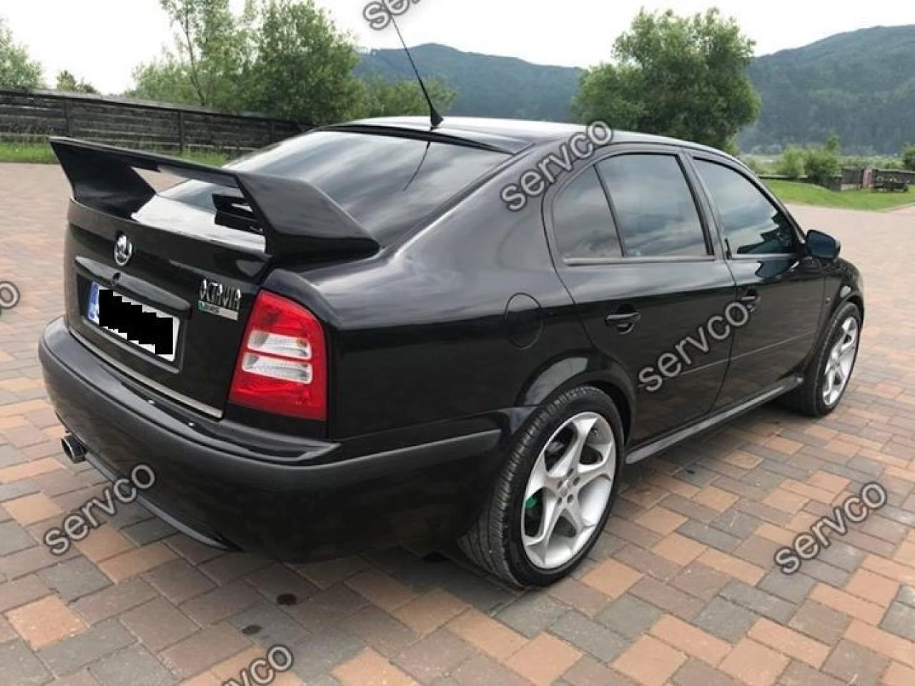 Eleron WRC RS Vrs portbagaj tuning sport Skoda Octavia 1 Mk1 1U 1996-2006 v13