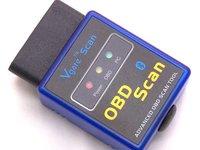 Elm 327 Bluetooth Mini Interfata Tester Diagnoza Auto GARANTIE 6 LUNI