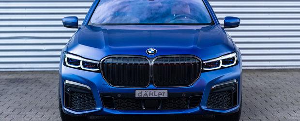 Elvetienii au tunat BMW-ul cu motor de 394 CP si consum de 2,1 la suta. Uite ce a iesit