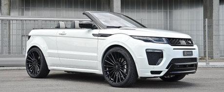 Elvetienii de la DS Automobile s-au gandit ca daca nu se joaca nimeni cu Range Rover-ul Evoque Cabriolet, o fac ei. Ce a iesit nu e deloc rau