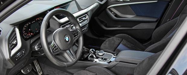 Elvetienii s-au apucat de tunat primul hot-hatch cu tractiune fata din istoria BMW. Primele imagini si detalii oficiale au fost publicate chiar acum