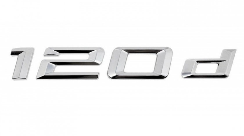 Emblema 120D Oe Bmw Seria 1 E82 2006-2013 51147135550