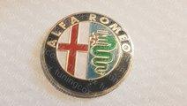 Emblema Alfa Romeo Aurie de capota sau porbagj