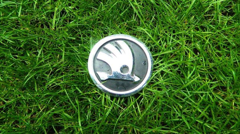 Emblema auto Skoda Octavia 3 , Skoda Rapid, Superb, Yeti, 2014  5JA853621