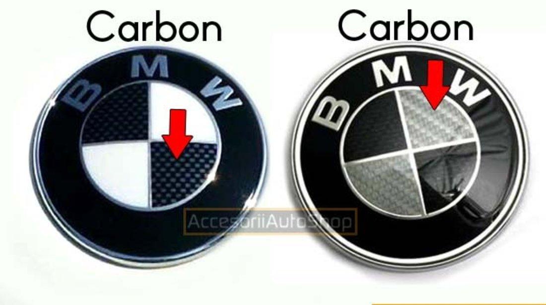 Emblema BMW Carbon