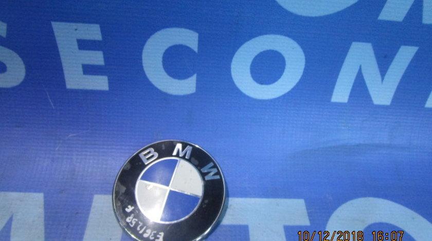 Emblema BMW E36ti (fata)