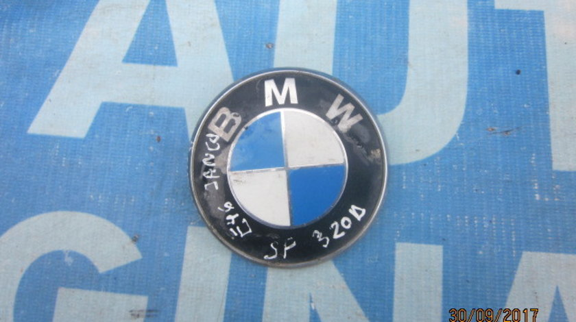 Emblema BMW E46 (spate)