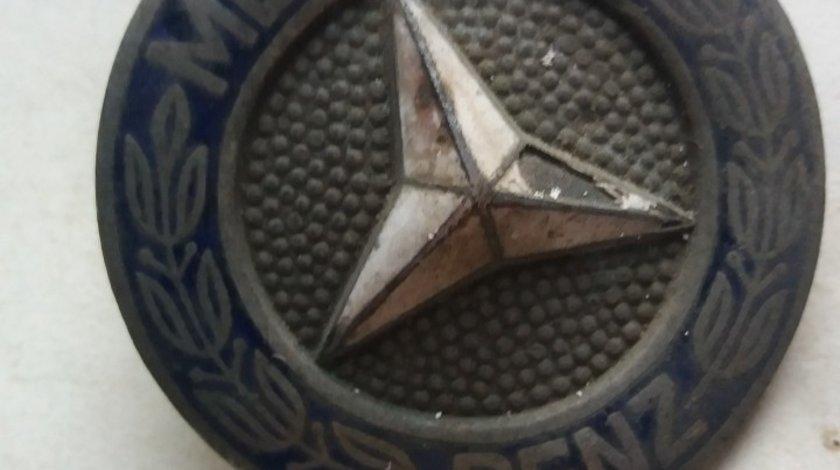 Emblema capota retro Mercedes Benz