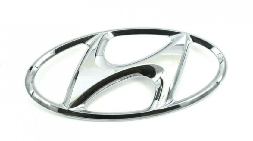 Emblema Fata Oe Hyundai Elantra 2007-2010 863003A001