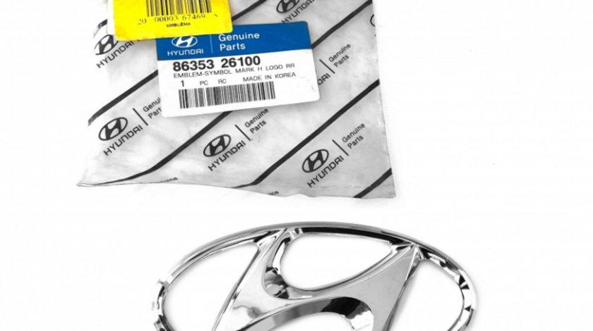 Emblema Fata Oe Hyundai Santa Fe 1 2000-2006 8635326100