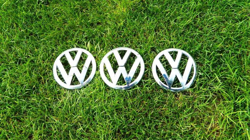 Emblema grila capota VW Golf 7 ,cod 5G0853601
