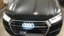 Emblema grila dedicata Led 27cmx9,5cm Audi