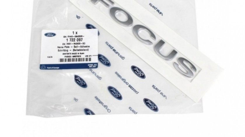 Emblema Hayon Focus Oe Ford Focus 2 2004-2012 1722097