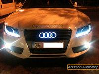 Emblema LED AUDI 4D - AUDI A3 Q5