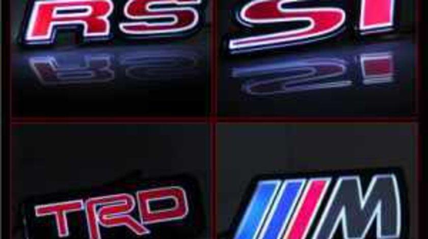 Emblema led TRD grila sigla toyota Camry Hilux Corolla Rav4 yaris