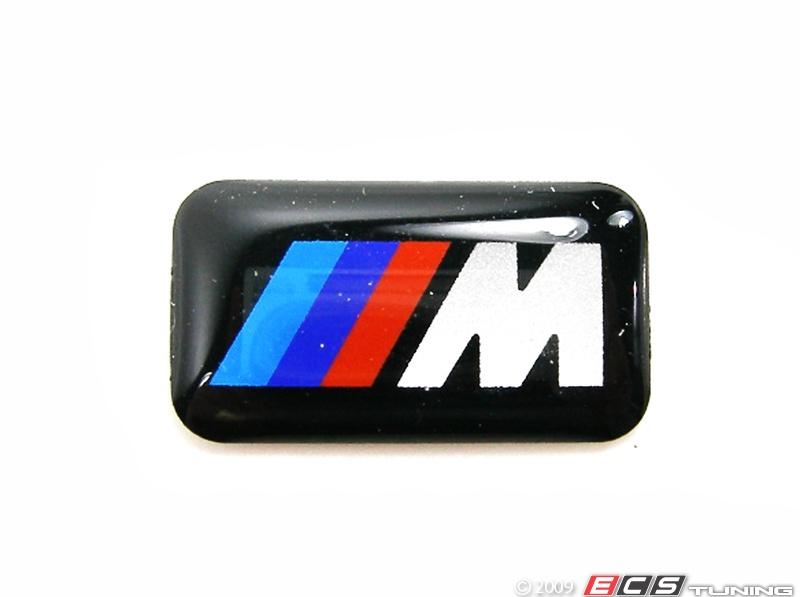 Emblema M pe janta originala bmw